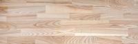 Мебельный щит (сращенный) сорт В, порода: ясень