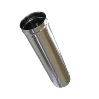 Труба 0,5м Ф115 (нерж 1,0мм)