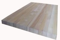Мебельный щит (цельноламельный) сорт А, порода: лиственница