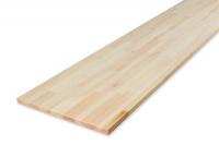Мебельный щит (цельноламельный) сорт С, порода: лиственница