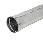 Труба 0,3м Ф115 (нерж 0,5мм)