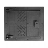 Дверка топочная уплотненная крашеная ДТУ-4Д