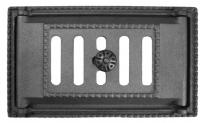 Дверка поддувальная каминная крашеная ДП-2А