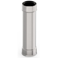Труба 1,0м Ф115 (нерж 0,5мм)
