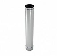 Труба 0,5м Ф115 (нерж 0,5мм)