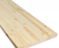 Мебельный щит (сращенный) сорт С, порода: дуб