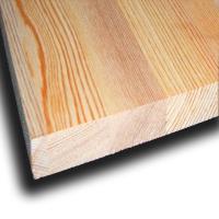 Мебельный щит (цельноламельный) сорт ЭКСТРА, порода: лиственница