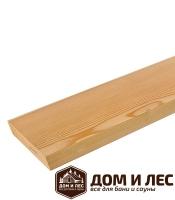 Планкен (скошенный) сорт АВ, порода: лиственница