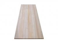 Мебельный щит (цельноламельный) сорт В, порода: лиственница
