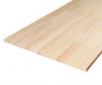 Мебельный щит (цельноламельный) сорт А, порода: сосна