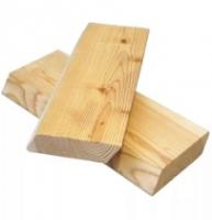 Планкен (скошенный) сорт С, порода: лиственница
