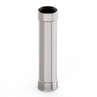 Труба 1,0м Ф115 (нерж 1,0мм)