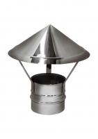 Зонт-Д Ф115 (нерж 0,5мм)