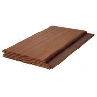 Стеновая панель, порода дерева: термо/липа